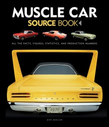 Muscle Car Source Book #2# All the Facts, Figures, Statistics, and Production Numbers