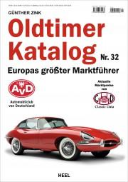 Oldtimer-Katalog Nr. 32 (2018) #2# Aktuelle Marktpreise von Classic Data