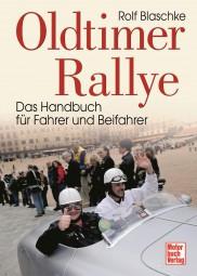 Oldtimer-Rallye #2# Das Handbuch für Fahrer und Beifahrer