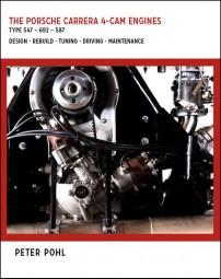 The Porsche Carrera 4-Cam Engines #2# Type 547 · 692 · 587 (Fuhrmann)