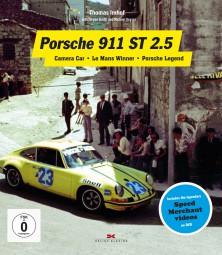 Porsche 911 ST 2.5 #2# Camera Car · Le Mans Winner · Porsche Legend
