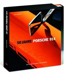 50 Jahre Porsche 914 #2# limitierte deutsche Ausgabe