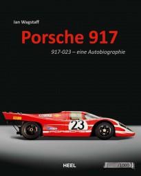 Porsche 917 #2# 917-023 - eine Autobiographie