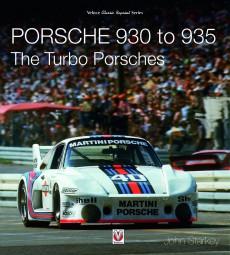 Porsche 930 to 935 #2# The Turbo Porsches (classic reprint)