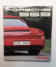 Porsche 959 #2# Automobilia New Great Cars Series