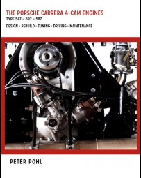 The Porsche Carrera 4-Cam Engines #2# Type 547 · 692 · 587 (Fuhrmann)