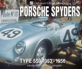 Porsche Spyders #2# Type 550 · 1953-1956