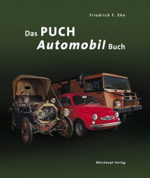 Das PUCH-Automobil-Buch