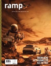 ramp # 41 · Frühling 2018 #2# AUTO.KULTUR.MAGAZIN