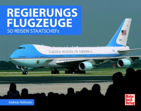 Regierungsflugzeuge #2# So reisen Staatschefs