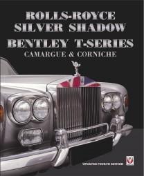 Rolls-Royce Silver Shadow #2# Bentley T-Series, Camargue & Corniche
