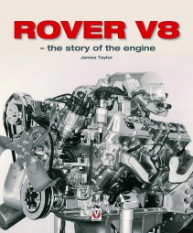 Rover V8 #2# the story of the engine