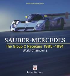Sauber-Mercedes #2# The Group C Racecars 1985-1991 · World Champions