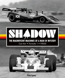 Shadow · The Magnificent Machines of a Man of Mystery #2# Can-Am · Formula 1 · F5000