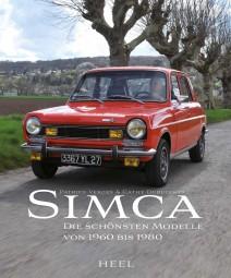 Simca #2# Die schönsten Modelle von 1960 bis 1980