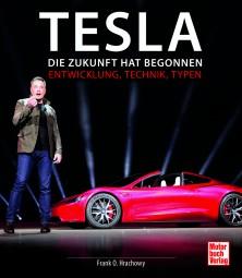 Tesla · Die Zukunft hat begonnen #2# Entwicklung, Technik, Typen
