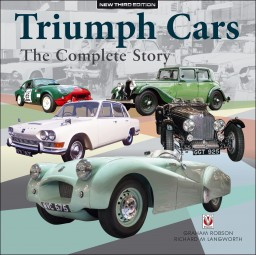 Triumph Cars #2# The Complete Story (New Third Edition)