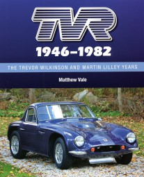 TVR 1946-1982 #2# The Trevor Wilkinson and Martin Lilley Years