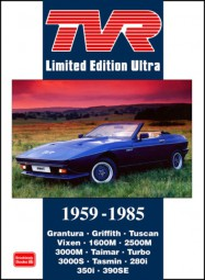 TVR 1959-1985 #2# Brooklands Limited Edition Ultra