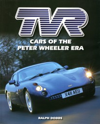 TVR #2# Cars of the Peter Wheeler Era (1981-2004)