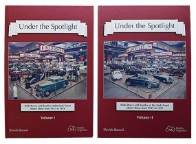 Under the Spotlight #2# Rolls-Royce and Bentley at the Earls Court Motor Show from 1937 to 1976