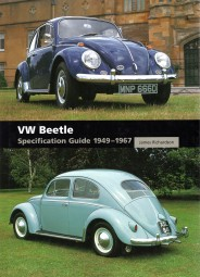 VW Beetle #2# Specification Guide 1949-1967