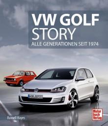 VW Golf Story #2# Alle Generationen seit 1974