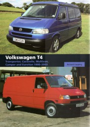 Volkswagen T4 #2# Transporter, Caravelle, Multivan, Camper and EuroVan 1990-2003