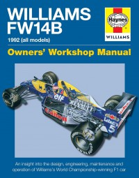 Williams FW14B · 1992 (all models) #2# Owners' Workshop Manual