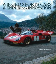 Winged Sports Cars & Enduring Innovation #2# Championship for Manufacturers in Photographs, 1962-71